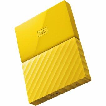Western Digital New My Passport Ultra 2017 4TB
