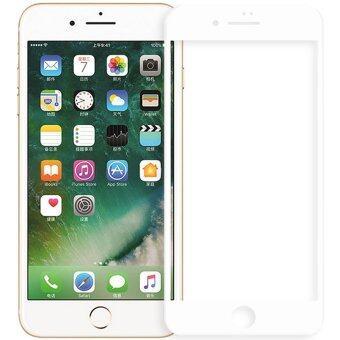 NILLKIN ฟิล์มกระจกนิรภัย iPhone 7 Plus รุ่น 3D AP+ PRO Edge Shatterproof Fullscreen (เต็มจอ) - White