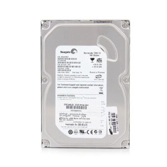 Seagate Hard Disk PC SATA-II (8MB, Import) 160GB