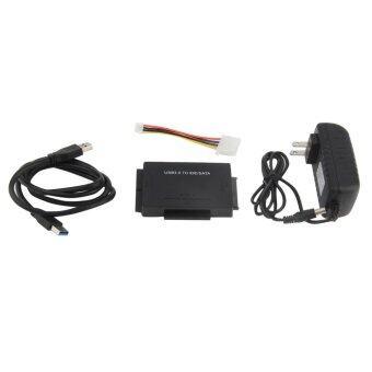 CHEER IDE SATA Hard Drive SATA to USB 3.0 DATA Transfer Converter with US adapter - intl