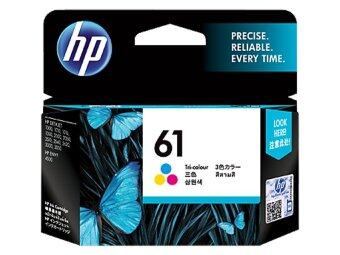 HP Inkjet 61 Ink Cartridge CH562W (Tri-color)