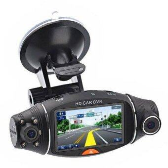 Babybear กล้องติดรถยนต์สองเลนซ์ FULL HD รุ่น SC310 (สีดำ) (image 0)