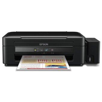 EPSON Printer Copy Scan Prin L360 Ink Tank System Printer