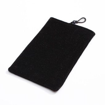 "Soft Carry Case Cover Pouch Protection Inner Bag for 2.5"" USB Hard Disk Drive Black (Intl)"