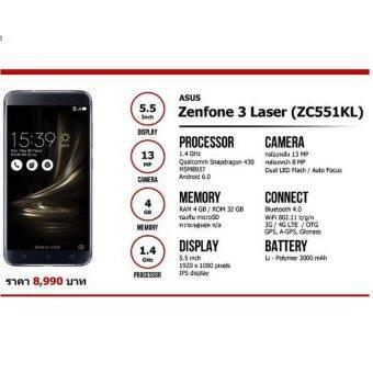 ASUS ZenFone3 Laser 5.5