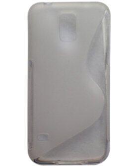 IIozo Case Silicone For Samsung S5 - สีใส