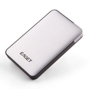 EAGET G30 6.35ซม USB 3.0 ฮาร์ดไดรฟ์แบบพกพาความเร็วสูงภายนอกฮาร์ดดิสก์โน้ตบุ๊คเดสก์ท็อปโมบายล์ 2TB การเข้ารหัส