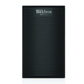 TrekStor Portable SSD 3.0 128 GB (Black)