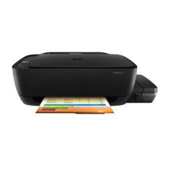 HP Printer All-in-One รุ่น DeskJet GT 5810 Print/Scan/Copy (Black)