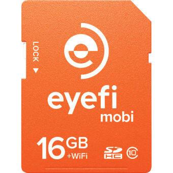 EYE-FI 16gb SD wi fi SD wifi card MOBI 16 GB