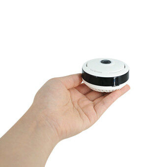 2016 New PLV WIFI IP Camera 360 Fisheye Panoramic Dome Camera 1.3MP 960P ONVIF CCTV Night Vision Video Surveillance Security