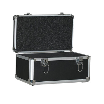 10-Bay 3.5-inch SSD/HDD Hard Drive Aluminum Protective Storage Carrying Box - intl