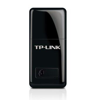 TP-LINK Wireless N USB Adapter รุ่น TL-WN823N (สีดำ)