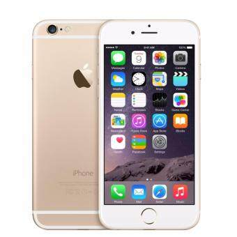 REFURBISHED Apple iPhone 6 16GB (Gold) Free Case + ScreenProtector