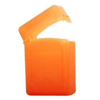 HDD Protective Storage Box for IDE/SATA (Orange)