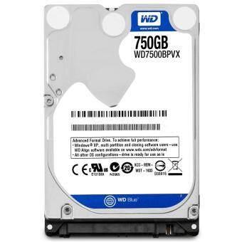 """Western Digital BLUE WD7500BPVX HDD 2.5"""" 750GB 5400RPM SATA3 (6Gb/s) 8MB"""