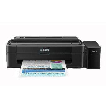 EPSON Printer INKJET L310 0 INK TANK (Black)
