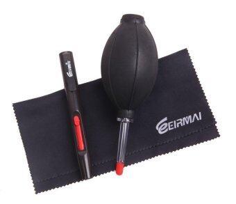 Eirmai ชุดทำความสะอาดกล้อง รุ่น CL-302 - Black/Red