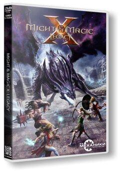 New Era Games PC:Might & Magic X: Legacy