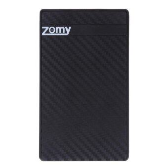 USB 3.0 HDD Hard Drive External Enclosure 2.5inch SATA HDD Case (Black) - intl