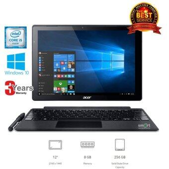 """Acer Switch Alpha 12 (Wifi) SA5-271-53ZX (NT.GDQST.004) i5-6200U/8GB/SSD256GB/12""""/Win10 (Silver)"""