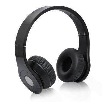 Bluedio B Bluetooth 3.0 HiFi Stereo Headphone (Black)