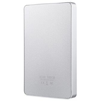 Netac K330 USB 3.0 500GB External HDD HD Disc Storage Devices White (Intl)