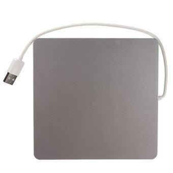 Five Star Store New Super Slim External USB enclosure Caddy Case for 9.5/12.7mm SATA Optic Drive - Intl