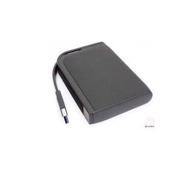 Buffalo external hard disk 1TB รุ่น mini station PZ - สีดำ