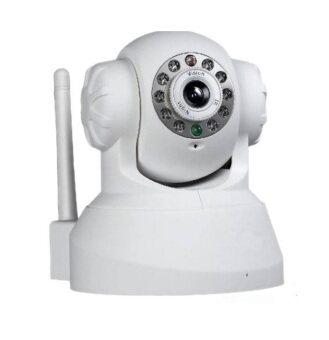PnP กล้องวงจรปิด IP Camera Full HD - White