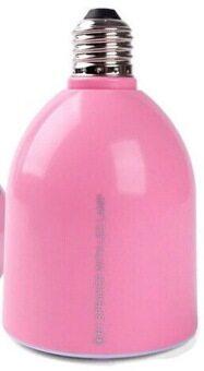ideecraft ลำโพง Bluetooth LED รุ่น SPBL1 - pink