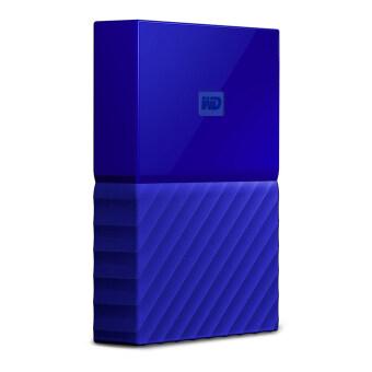 WD My Passport New Model 1TB (Blue) (WDBYNN0010BBL-WESN)