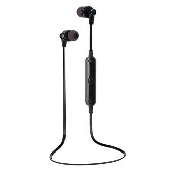 Awei A990BL Bluetooth 4.0 Wireless Sports Earphone with Handsfree Volume Control Function (สีดำ)