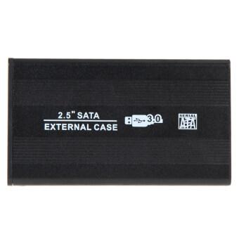 USB 3.0 SATA 6.35ซมฝาฮาร์ดดิสก์ไดร์ฟฮาร์ดดิสก์ไดรฟ์ภายนอกหุ้มกล่องเคส