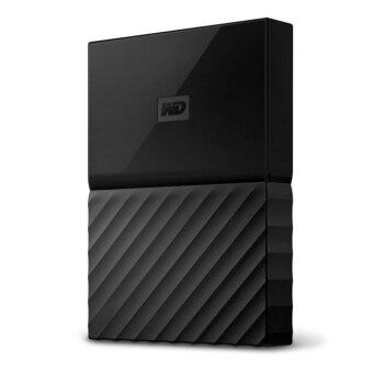 Western Digital WD 2TB Black My Passport for Mac Portable External Hard Drive - USB 3.0 - intl