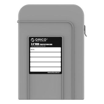 Orico PHI-35 Professional Premium Anti-Static 3.5 Inch Hard Drive Protective Case Enclosure HDD Storage Gray
