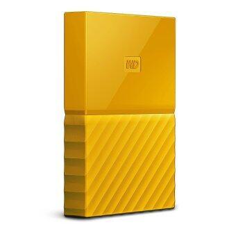 WD 1TB Yellow My Passport Portable External Hard Drive - USB 3.0 - WDBYNN0010BYL-WESN - intl