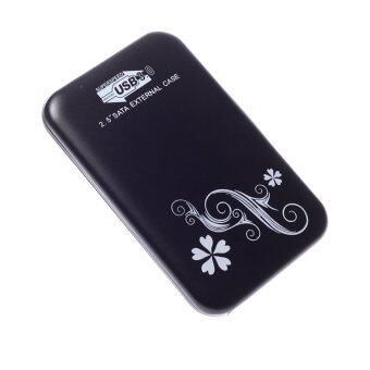 2.5 inch USB3.0 HDD Enclosure Mobile Hard Disk Box (Black)
