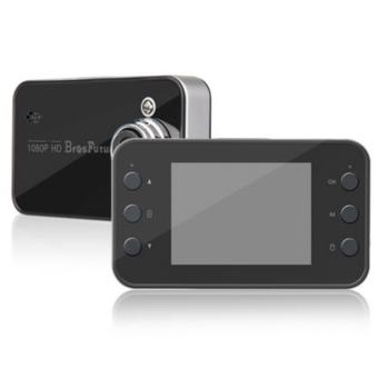 Z cloud กล้องติดรถยนต์ HD Portable FULL HD1080 รุ่น K6000 (สีดำ)