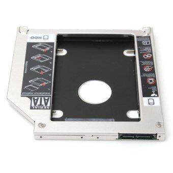 9.5mm SATA 2nd HDD Hard Driver Caddy bay Tray For Apple Macbook pro 2011 2009 - Intl