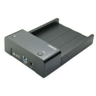 Orico 6518US3-BK USB 3.0 2.5/3.5 SATA Hard Drive Dock Station 1 Bay ( ไม่รวม harddisk)