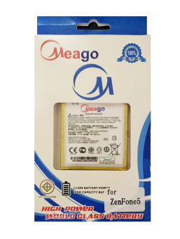 Meago phone battery for Asus Zenfone 5