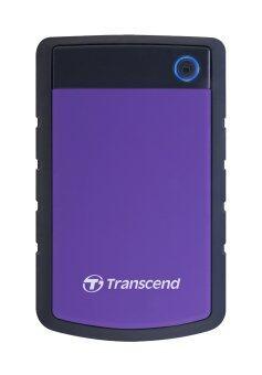 Transcend External Hard Drives StoreJet 25H3 (USB 3.0) 1TB - Purple