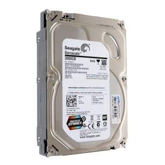 Seagate Hard Disk PC SATA-III (64MB, Synnex) 3 TB.