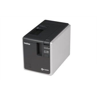Brother P-Touch Desktop Network Barcode & Label Printer รุ่น PT9800PCN - Black