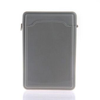 Seatay Case Protector Storage Box HDD 3.5-Inch Black