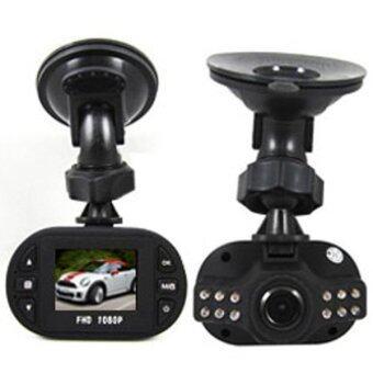 กล้องติดรถยนต์ Vehicle Blackbox DVR Full HD 1080P - สีดำ
