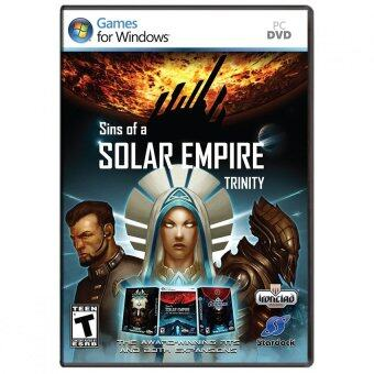 GAMES Sins of the Solar Empire Trinity Gold Edition (PC)