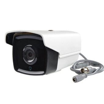 (OEM Hikvision) กล้องวงจรปิด 4mm Lens(EXIR) กล้องทรงกระบอกระบบ Analog Full HD 1080P (2 ล้านพิกเซล)