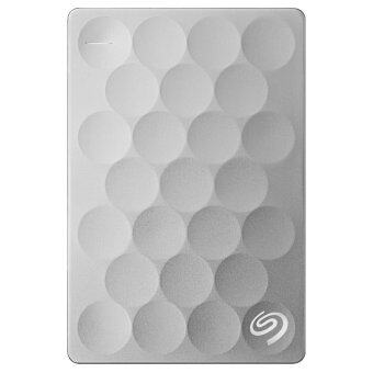 Seagate STEH1000300 Backup Plus Ultra Slim Portable Drives 1TB (Platinum)